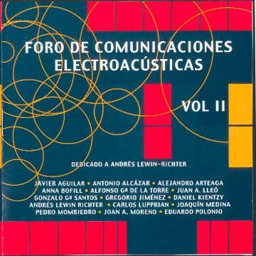 CD de Música Electroacústica