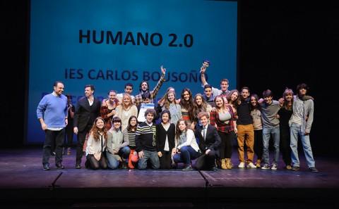 PremioUC3M 2015 grupo